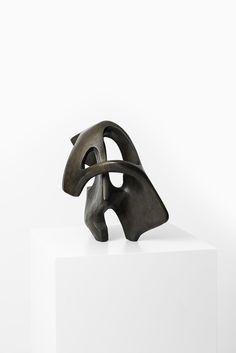 Anders Tinsbo bronze sculpture at Studio Schalling