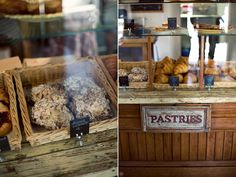 We're heading to Monterey next month. I would like to stop at Parker-Lusseau Pasteries and check out the menu as recommended by V. I think I've been there before, but it's been awhile. It'll be nice to go with the family.    photo from bforbonnie.wordpress.com
