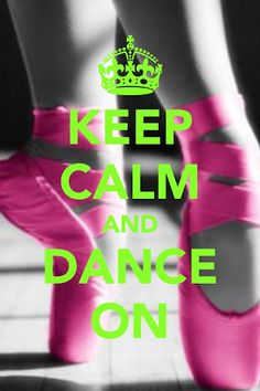 Keep Calm And Dance On!  Get some new dance attire or take some dance lessons at Loretta's in Keego Harbor, MI!  If you'd like more information just give us a call at (248) 738-9496 or visit our website www.lorettasdanceboutique.com!