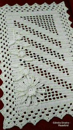 Quer dominar esses pontos no crochê e fazer lindas peças a