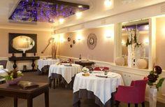 Restaurant Frédéric Doucet - Hôtel de la Poste - 2 avenue de la Libération - 71120 Charolles