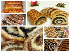 a-16-legjobb-bejgli-receptek Hungarian Recipes, Sweet Bread, Cake Cookies, Holiday Recipes, Food To Make, Deserts, Muffin, Food And Drink, Cooking Recipes