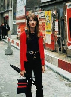 For Francoise Hardy Françoise Hardy, 70s Fashion, Vintage Fashion, Rocker Look, French Girls, French Pop, French Style, Paris Mode, Street Style