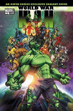 World War Hulk cover variant  Auction your comics on http://www.comicbazaar.co.uk