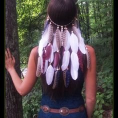 Brand new Patriotic Princess feather headpiece. Get in time for July 4th   WWW. DIESELBOUTIQUE .ETSY . COM . . . . . . . . . . #fouthofjuly #4thofjuly #featherheadband #tribal #lace #feathers #redwhiteandblue #holiday #concho #forest #patriotic #goodvibes #goodvibesonly  #patriot  #july4th #patriots #merica #america #southern #wanderlust #heritage  #countrylife #hippie #usa #hippie #gypsy #bohemian #boho