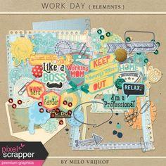 Work Day - Elements Kit