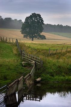 By The River, Askham, England