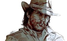 """an-accidental-memory:""""young deadbeat dad john is all well and good. but PAPA john is v important too"""" Red Dead Redemption Game, Human Base, John Marston, Read Dead, Rdr 2, Western Comics, Pandora, Popular Culture, Best Games"""