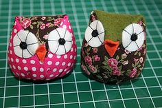 Like the simple steps to make this owl