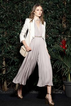 Halston Heritage Resort 2016 Fashion Show: Complete Collection - Style.com