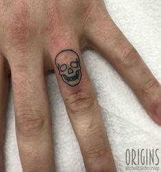 traditional skull tattoos , Tattoo Ideas - skull tattoos for women Mini Tattoos, Tiny Skull Tattoos, Skull Finger Tattoos, Animal Skull Tattoos, Bird Skull Tattoo, Small Skull Tattoo, Skull Tattoo Flowers, Skeleton Tattoos, Skull Tattoo Design