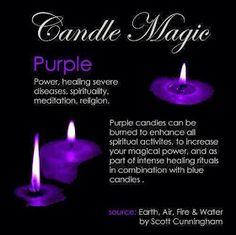 :: P a g a n Magick :: Crone Cronicles: Candle Magick ~Colors~ Magick Spells, Candle Spells, Hoodoo Spells, Purple Candles, Color Magic, Color Meanings, Candle Magic, Practical Magic, Book Of Shadows