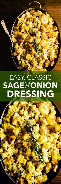classic sage dressing