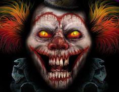 Horror Evil Clown | Evil Clown - Crossfit Future
