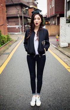 14 Coreanas a las que les robaré su outfit cuando vengan a México 3fd254c37e5