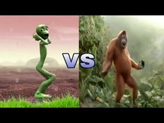 Dame tu cosita - gorilla Challenge 2018 version 😂😂 - YouTube