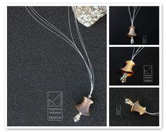necklace . 2010 - 016 - gone by martina mahdavi, via Flickr