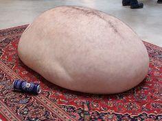 Stomach - Keith Tyson