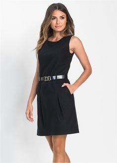 Elegancka czarna sukienka  #sukienka #sukienki #moda #fashion #fashionstyle #dress #dresses #vestidos #czarnasukienka #blackdress Cold Shoulder Dress, Dresses For Work, Black, Fashion, Vestidos, Zapatos, Moda, Black People, Fashion Styles
