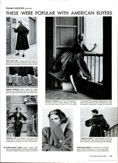 B O U D O I R: Simonetta. The First Lady of Italian Fashion