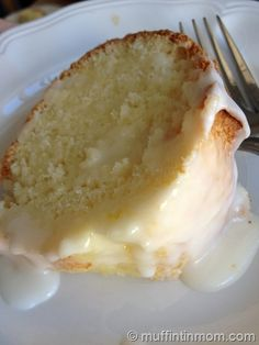 Citrus Almond Champagne Cake Recipe ~ easy and delicious!