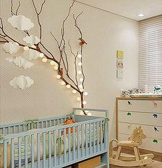 Um item importante no quarto do seu bebê é a iluminação. Veja estas dicas e dê mais aconchego a este ambiente