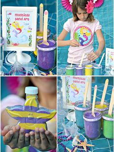 Shop Under The Sea Mermaid Birthday Party Printables, Supplies & DIY Decorations Childrens Party Games, Tween Party Games, Bridal Party Games, Princess Party Games, Graduation Party Games, Halloween Party Games, Party Activities, Dolphin Birthday Parties, Dolphin Party