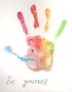 Be yourself - Zen