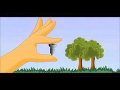 Simple Machines -Screw- Lesson for Kids-School Education Video