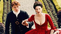 NEW Interview with Tobias Menzies , Caitriona Blafe and Sam Heughan with Indie Wire - Ahead of the April 9 unveiling of 'Outlander' on Starz, the cast tease Paris, pregnancy, and a return to 1945.