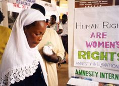 Amnesty International - Issues: Women's Human Rights. Violence Against Women. Amnesty International, Human Rights, December