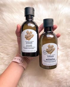 Refresh and soothe your scalp with our Ginger anti-dandruff scalp care. Hair Mask For Dandruff, Anti Dandruff Shampoo, Body Shop At Home, The Body Shop, Body Shop Skincare, Beauty Haven, Bath And Body Works Perfume, Skin Care Routine Steps, Body Hacks