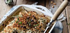 November 2016 - Cookery - Tasty Autumnal Treats - Chicken & Artichoke - Issue 257