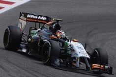 """SHANGHAI (AFP) - Dunya News - Formula One: Hulkenberg denies strike threat over wages #Hulkenberg said it was """"not good for the sport"""" that drivers were kept waiting for their wages. #Sports #Formula1"""