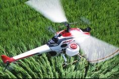 Drones Close In On Farms, The Next Step In Precision Agriculture