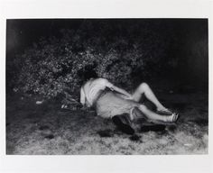 Bid now on Untitled (from the Park series) by Kohei Yoshiyuki. View a wide Variety of artworks by Kohei Yoshiyuki, now available for sale on artnet Auctions. Underground Society, Martin Parr, War Photography, Its Nice That, Photographs Of People, Street Photo, Photo Book, Liverpool, Black And White