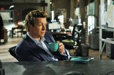 The Mentalist-ok, I am completely hooked on this show and yes I have a huge crush on Simon Baker!