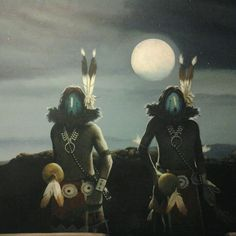 Native American Paintings, Native American Pictures, Native American Women, Navajo Culture, Navajo Art, Moon Art, Native Art, Religious Art, First Nations