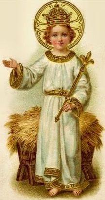 Child Jesus as Christ the King Religious Pictures, Jesus Pictures, Catholic Art, Religious Art, Religion, Santicima Trinidad, Jesus Jose Y Maria, Jesus Reyes, Infant Of Prague