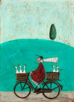 Finding my way...in England: The Charming Sam Toft