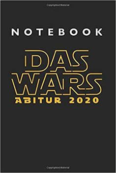 Abitur 2020 Das Wars Notebook: Lined College Ruled Notebook inches, 120 pages): For School, Notes, Drawing, and Journaling Thriller, Notebooks, Journals, Journal Notebook, Notes, War, Drawing, School, Historical Fiction Novels