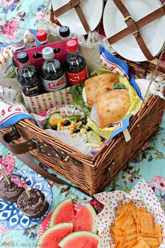 Made It. Ate It. Loved It.: What are the best things to have at a picnic?