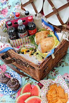the perfect picnic #Shareyoursummer  #ad @walmart @cocacola