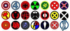 Vector Marvel Logos - Clipart Suggest Marvel Logo, Pop Marvel, Marvel Superhero Logos, Marvel Comics, Captain Marvel, Marvel Avengers, Captain America, Avengers Symbols, Avengers Characters