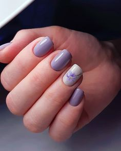 2019 Summer Acrylic, Matte and Polished Nail Designs Vol 1 – Womens ideas - Summer Acrylic Nails Purple Nail Designs, Nail Polish Designs, Cool Nail Designs, Acrylic Nail Designs, Art Designs, Design Ideas, Summer Holiday Nails, Summer Nails, Spring Nails