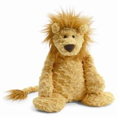 Jellycat Leonardo Lion from the Charmed collection is king of the jungle and ready to be your best pal.