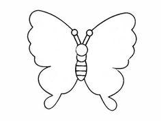 motýľ návod