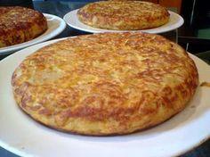 a comidinha: Tortilha de Batatas