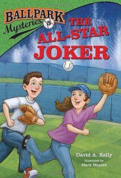 The All-Star Joker Ballpark Mysteries