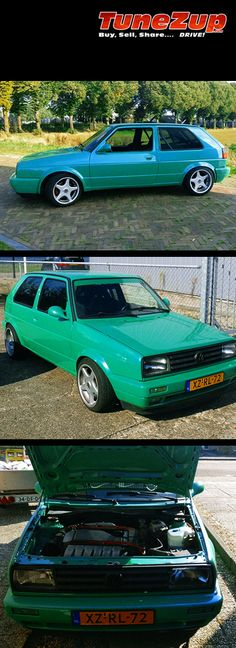 For sale on TuneZup: Golf VR6 2,9